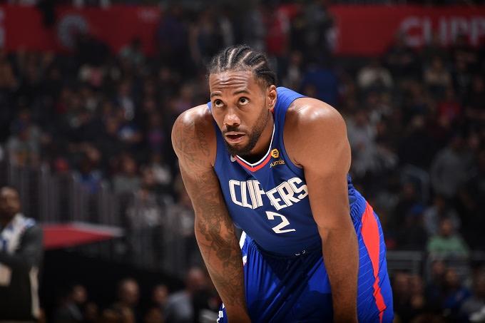 LA Clippers bị phạt 50.000 đôla vì nói sai chấn thương của Kawhi Leonard