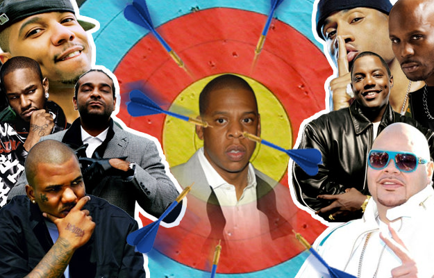 Shots At The Throne? The Sneakiest Disses About Jay-Z