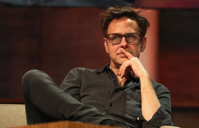 James Gunn attends the Electronic Entertainment Expo E3.