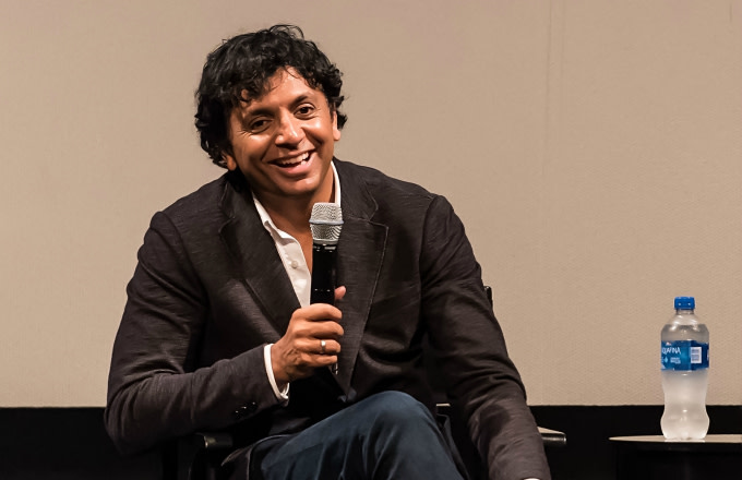 Filmmaker M. Night Shyamalan