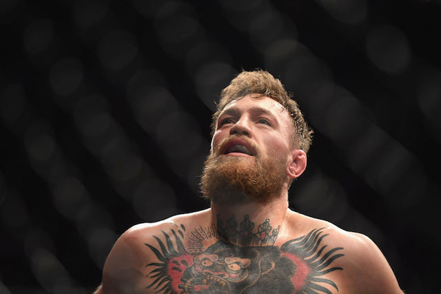 This is an image of Conor McGregor.