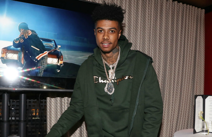 Blueface Could Face Up to 3 Years in Prison for Felony Gun Possession