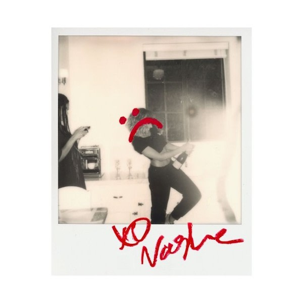 "Tinashe ""Throw A Fit"" cover art."