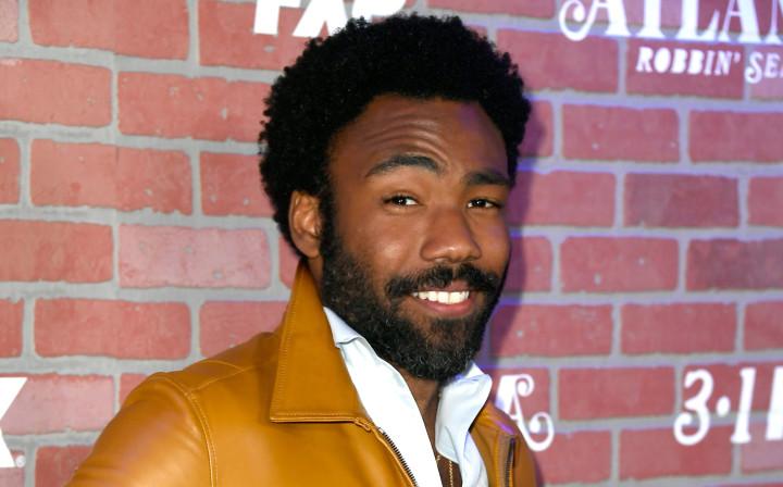 Donald Glover attends the premiere for FX's 'Atlanta Robbin' Season'
