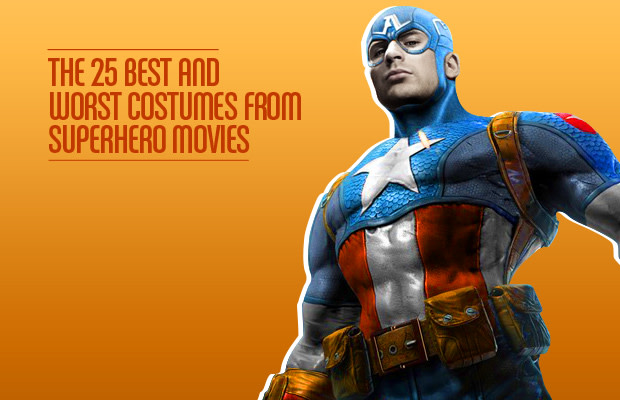 The 25 Best And Worst Costumes From Superhero Movies