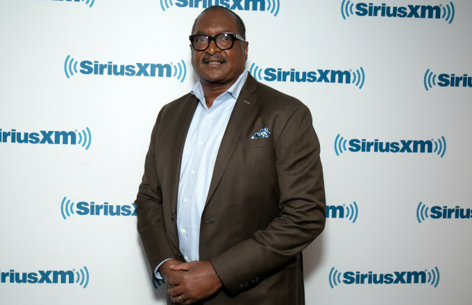 Mathew Knowles visits SiriusXM Studios