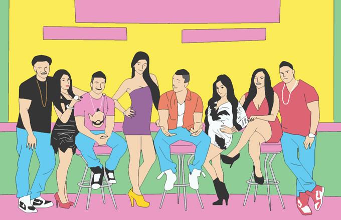 Jersey Shore' Cast Ranking | Complex