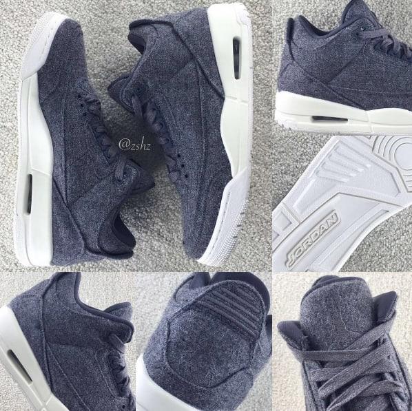"""Air Jordan III """"Wool"""""""