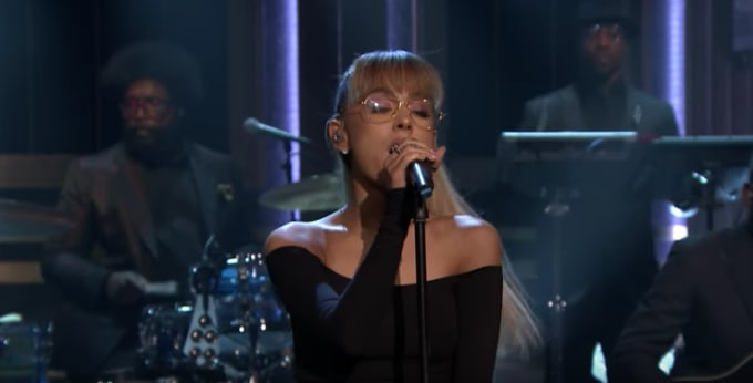 "FKA twigs Delivers a Breathtaking Performance of ""Good to Love"" on The Tonight Show news"