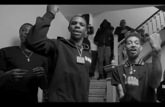 "Fekky And Giggs Link Up In The Video For ""Gossip"" news"