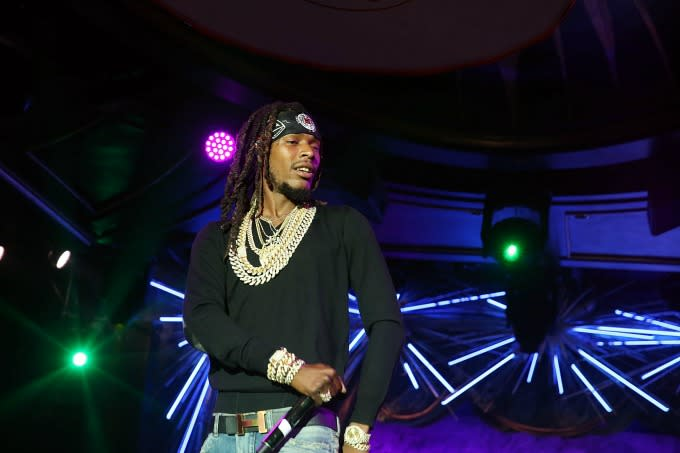 Fetty Wap's Self Titled Debut Album Has Been Certified Platinum news
