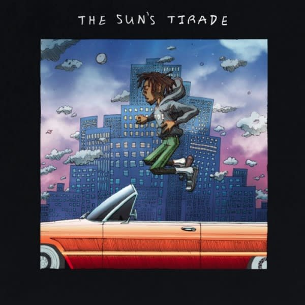 Isaiah Rashad Shares His Debut Album 'The Sun's Tirade' news