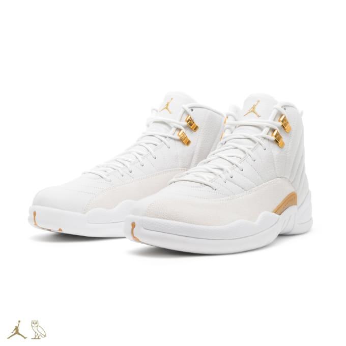 OVO x Air Jordan XII