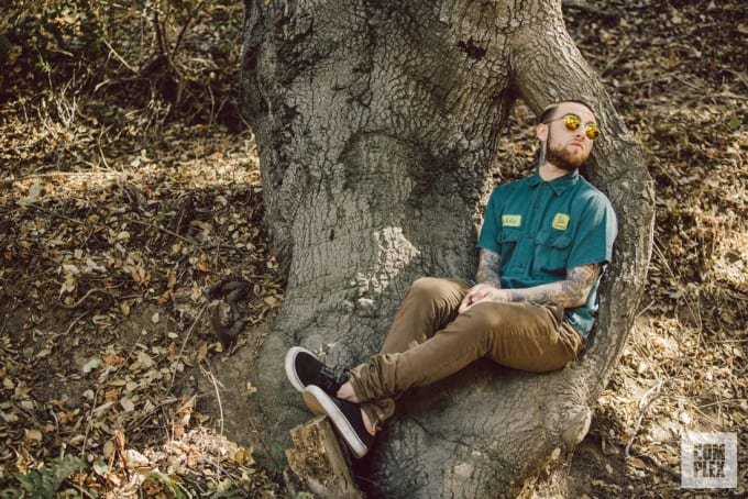 Listen to Mac Miller's Relaxing Post Tour Playlist news
