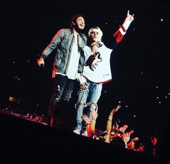 Justin Bieber Brought Out Ludacris During the Purpose Tour In Atlanta Last Night news