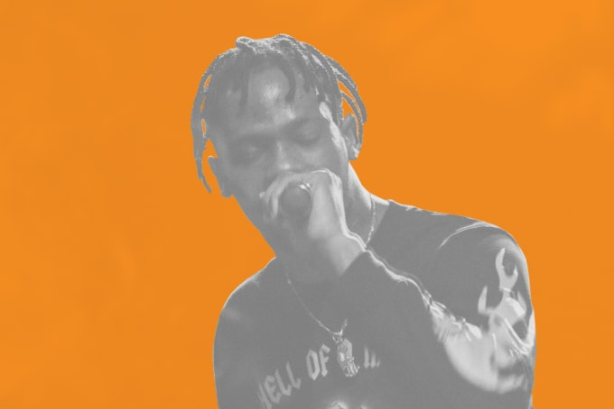Here's a Close Look at Travis Scott's New Merch for the ANTI World Tour news