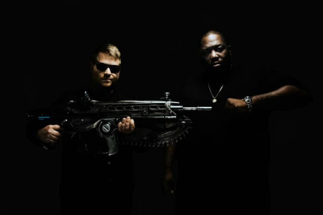 Run the Jewels Unleashes New Song in 'Gears of War 4′ Trailer news