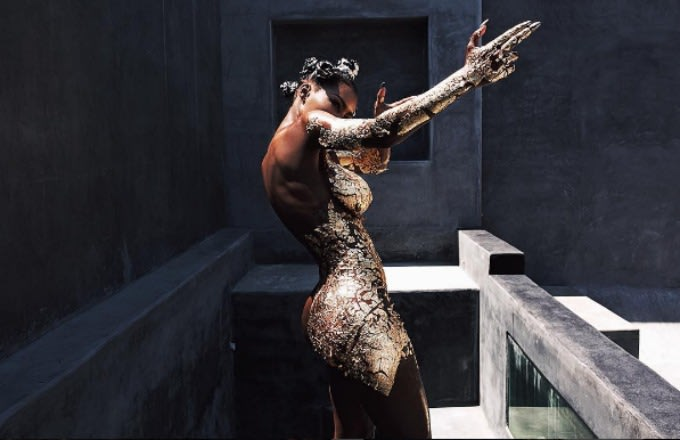 "Watch Teyana Taylor Stun in Her ""Champions"" Freestyle Video news"
