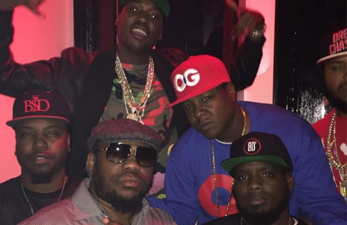 50 Cent Took Another Jab at Meek Mill at His Show Last Night news