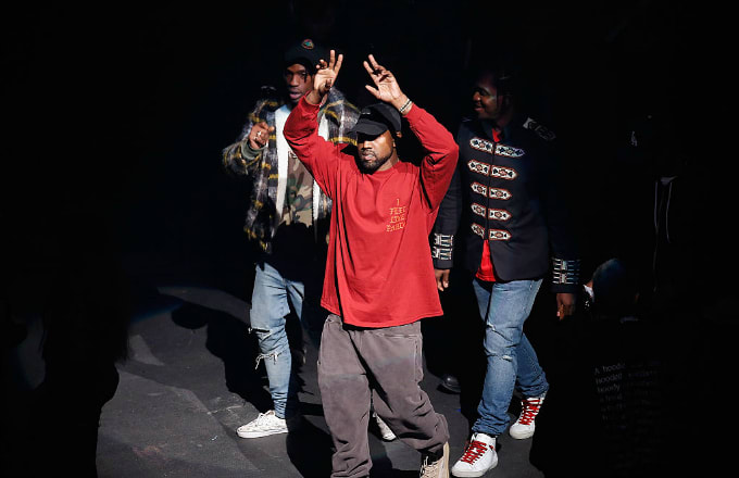 "Kanye West Drops ""30 Hours"" and Reveals a New Tracklist for The Life of Pablo news"