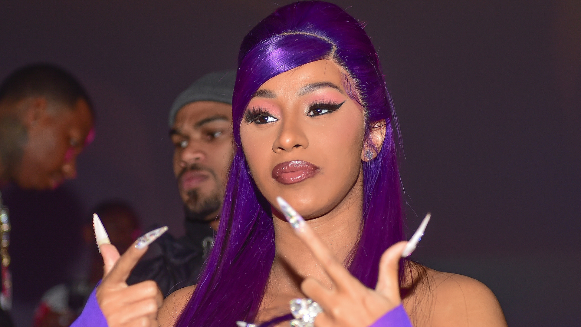 Cardi B Wants to Start a GoFundMe Campaign for 'Tiger King' Star Joe Exotic