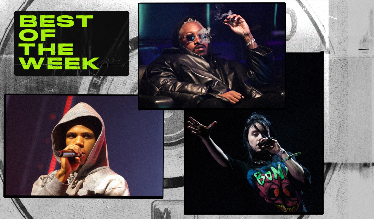 Best New Music This Week: A Boogie Wit Da Hoodie, Future, Billie Eilish, and More