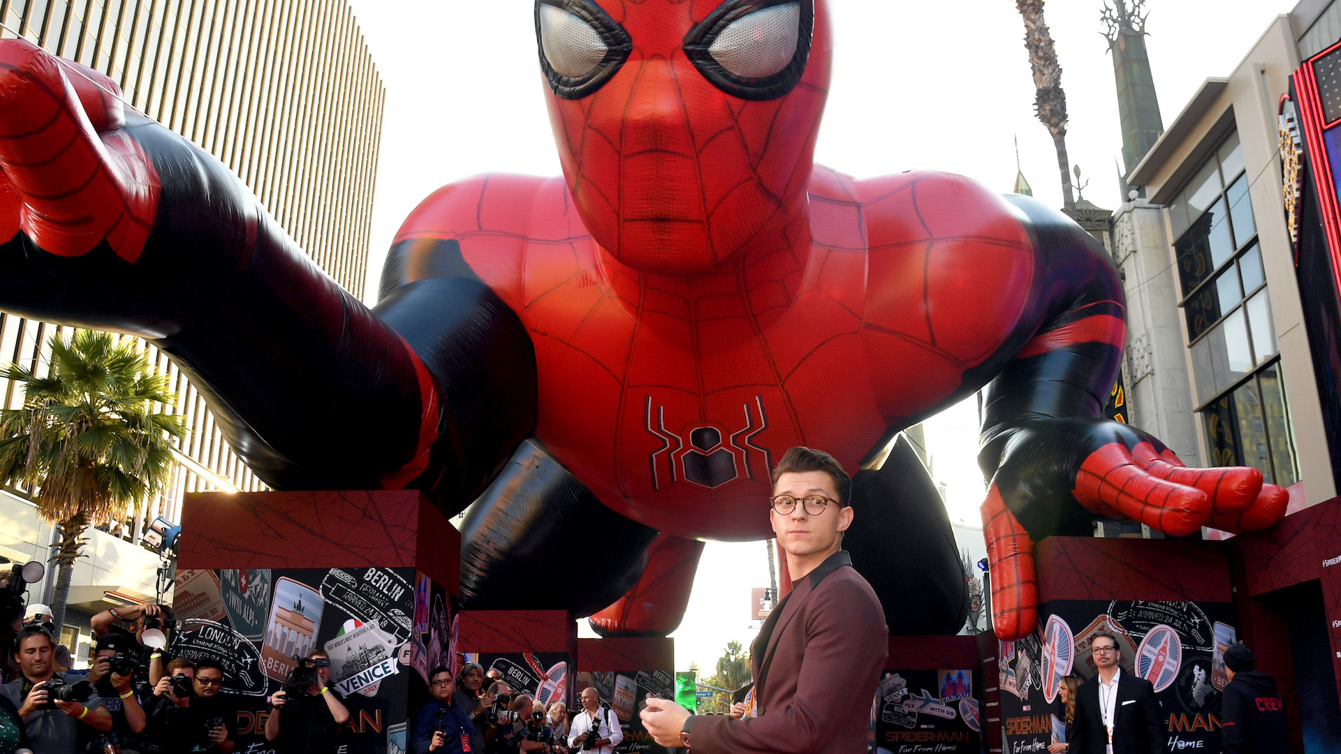Sony Chairman Is Hopeful That Spider-Man Deal With Disney Will Keep Going