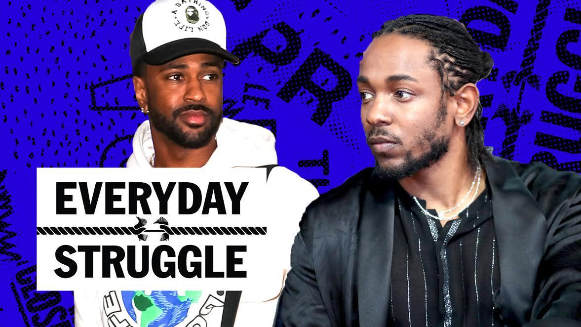 Big Sean Dismisses Rumors of Kendrick Feud, Lil Wayne the Kobe Bryant of Rap? | Everyday Struggle