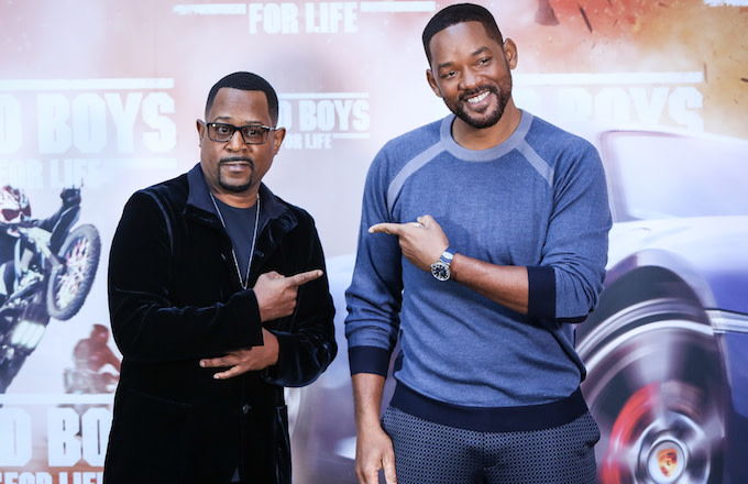 'Bad Boys for Life' Rules Box Office for Second Weekend, 'The Gentlemen' Debuts at No. 4
