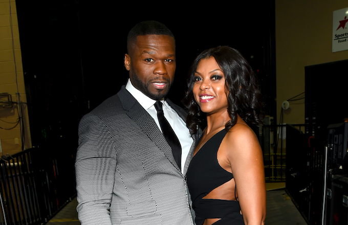 50 Cent Issues Non-Apology to Taraji P. Henson: 'I'm Sorry No One Is Watching Your Show'