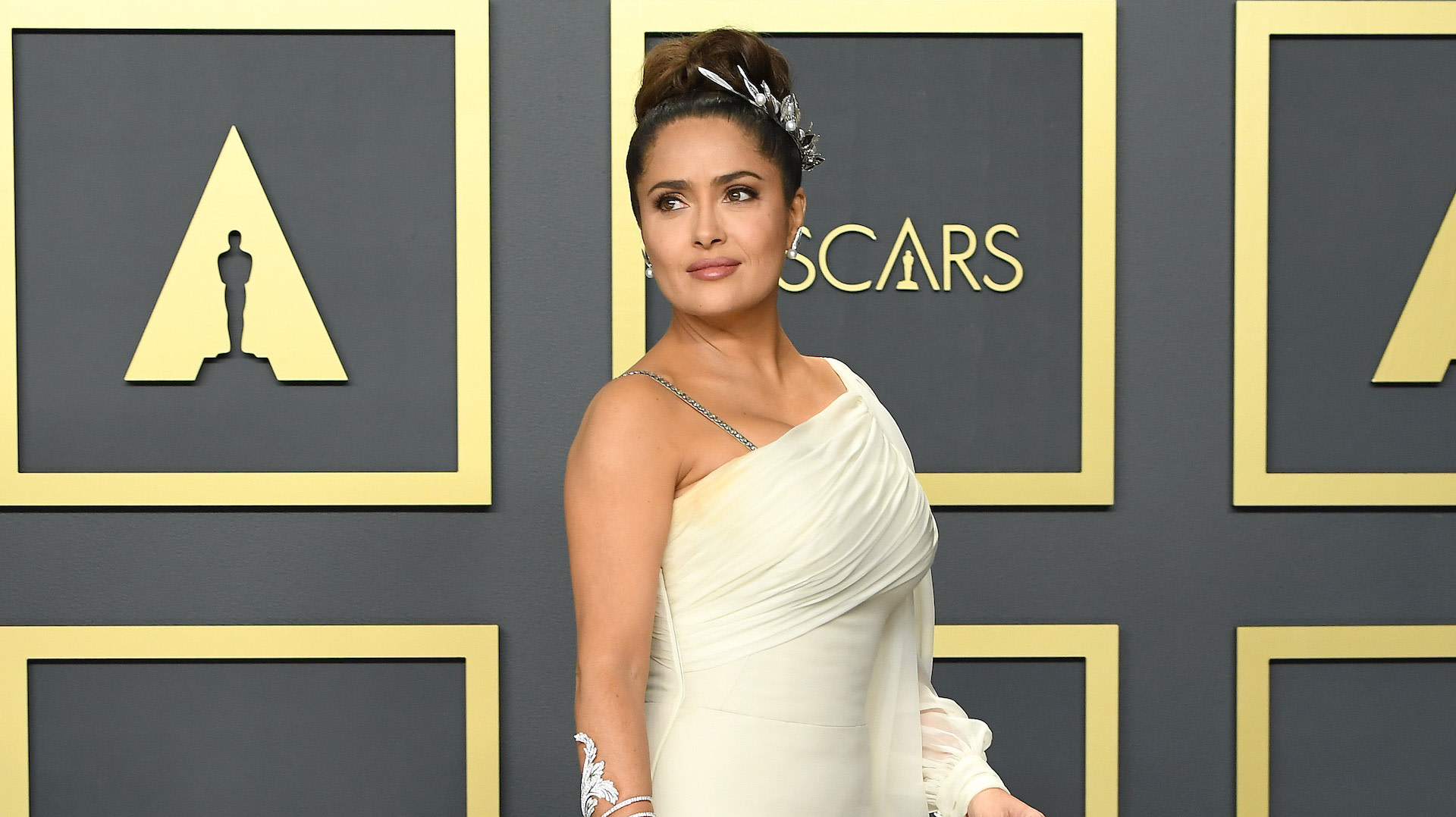 Salma Hayek Claps Back After It's Suggested She Uses Too Much Botox