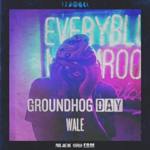Wale responds to j coles false prophets on new song groundhog image via soundcloud malvernweather Choice Image
