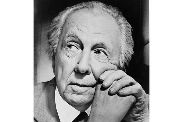 the life and influence of frank lloyd wright The triumph of frank lloyd wright the guggenheim museum  much of frank lloyd wright's life with his third wife, montenegrin olgivanna hinzenberg.