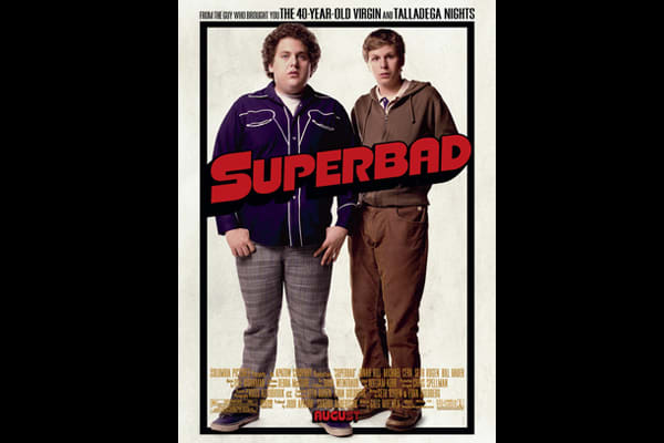 Superbad movies suck, old dudes young chicks