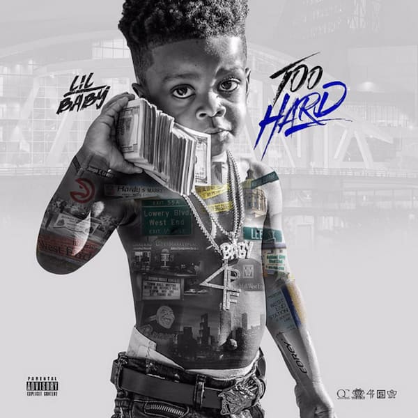 Image result for Lil Baby - Too Hard