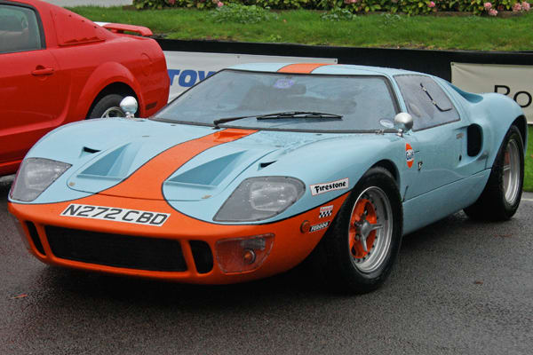 Fast Furious Car History Ford Gt Replica
