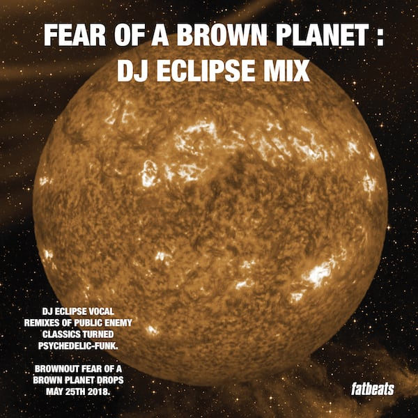 Fear of a Brown Planet mix