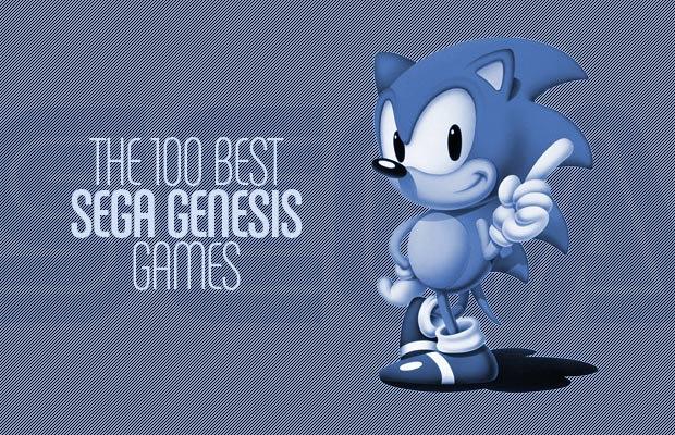 100 best sega genesis games