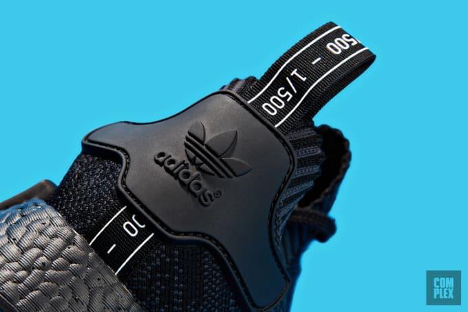"adidas NMD ""Pitch Black"" 6"