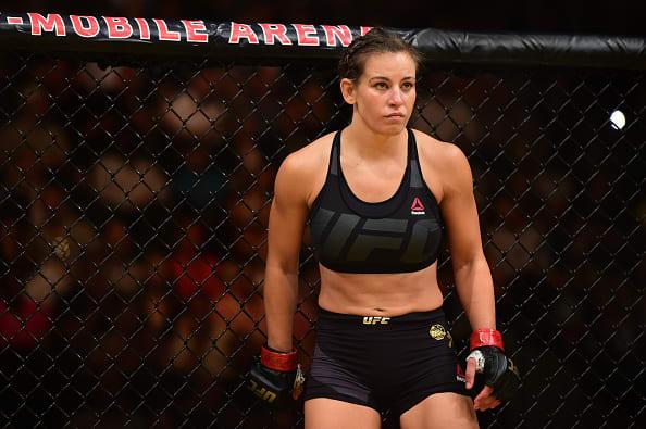 UFC Fighter Miesha Tate Saves a - 57.6KB