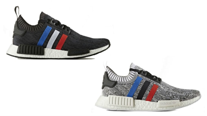 Now Available: Adidas NMD R1 Trail Sneaker Shouts