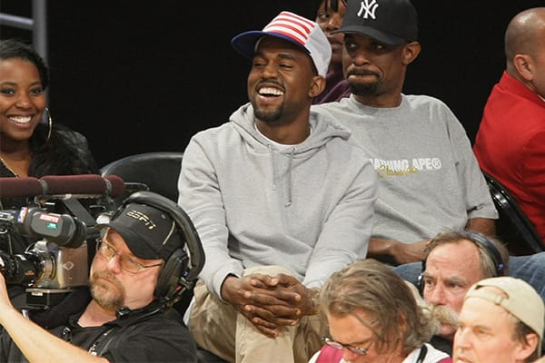 100-best-kanye-west-outfits-lakers-flag-hat