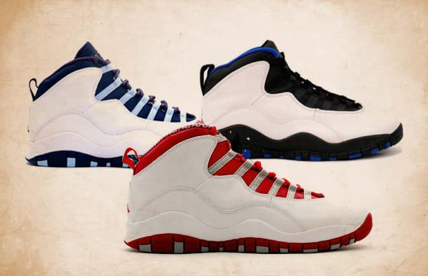 The 10 Best Air Jordan Xs