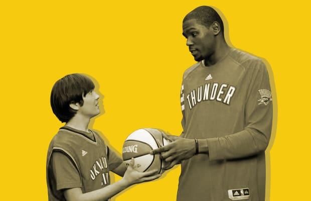 NBA Stars In Movies