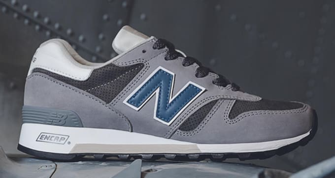 White supremacist site: New Balance official shoe for whites