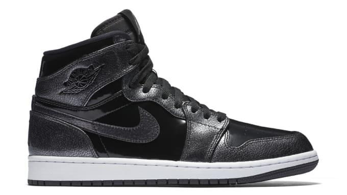 "Air Jordan 1 High ""Black Patent Leather"""