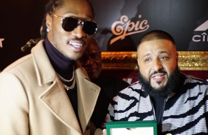 It Sounds Like DJ Khaled Has a Song With Jay Z and Future On the Way news