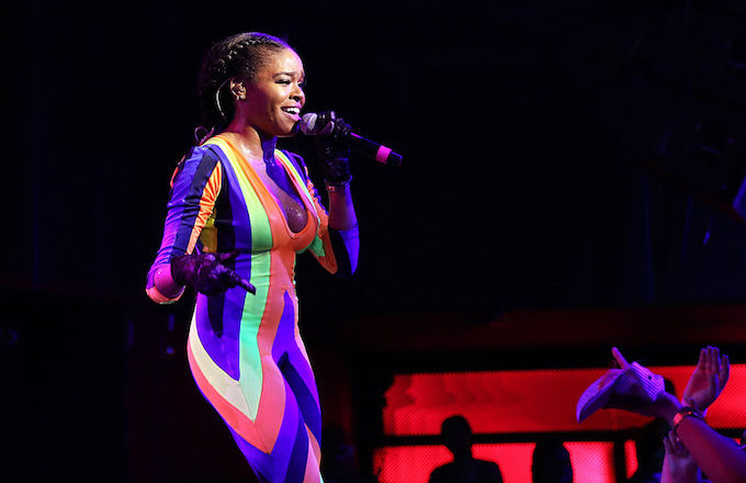Azealia Banks Has Seemingly Been Suspended From Facebook