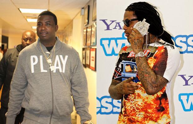 Waka Flocka Flame Disses Gucci Mane