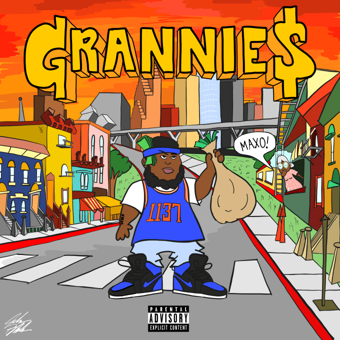 "Maxo Kream ""Grannies"""
